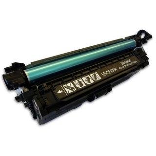 HP CE400X съвместима тонер касета, черен