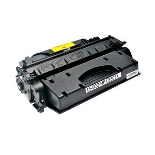 HP CE505X съвместима тонер касета, черен