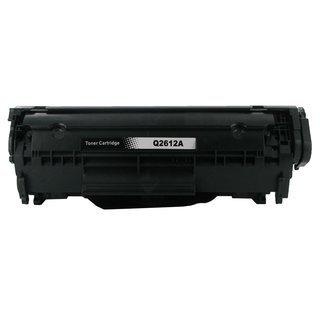HP Q2612A / HP12A съвместима тонер касета, черен