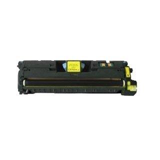 HP Q3962A съвместима тонер касета, жълт