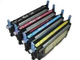 HP Q6470A-Q6473A съвместим икономичен комплект