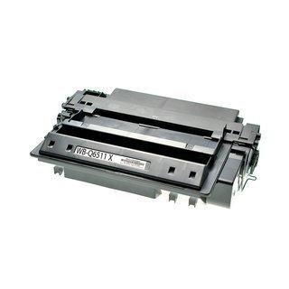 HP Q6511X съвместима тонер касета, черен
