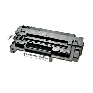 HP Q7551A съвместима тонер касета, черен