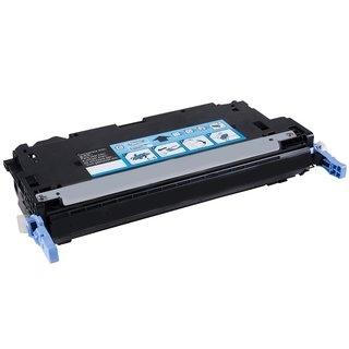 HP Q7581A съвместима тонер касета, циан