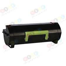 Lexmark 50F2H00 съвместима тонер касета, черен