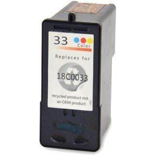 Lexmark 33 (18C0033E) съвместима мастилница, цветна