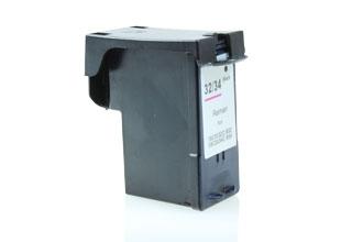Lexmark 34 (18C0034E) съвместима мастилница, черен