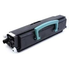 Lexmark 34016HE съвместима тонер касета, черен
