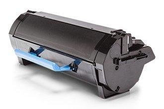 Lexmark 602H / 60F2H00 съвместима тонер касета, черен