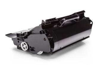 Lexmark 64016HE съвместима тонер касета, черен