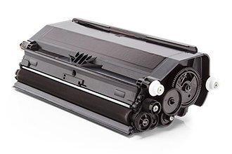 Lexmark E260A11E съвместима тонер касета, черен