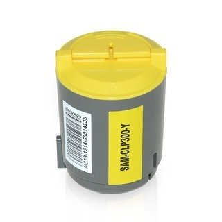 Samsung CLP-Y300A съвместима тонер касета, жълт