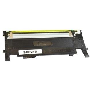 Samsung CLT-Y4072S / CLP-320 съвместима тонер касета, жълт