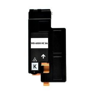Xerox 106R01634 / Phaser 6010 съвместима тонер касета, черен