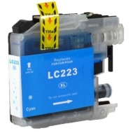 Brother LC-223C съвместима мастилница, циан