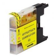 Brother LC-1280Y съвместима мастилница, жълт