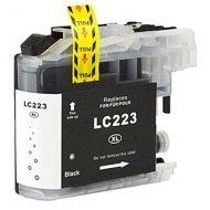 Brother LC-223BK съвместима мастилница, черен