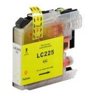 Brother LC-225Y съвместима мастилница, жълт