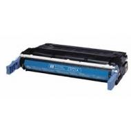 HP C9721A съвместима тонер касета, циан