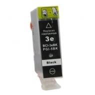 Canon BCI-3eBK съвместима мастилница, черен