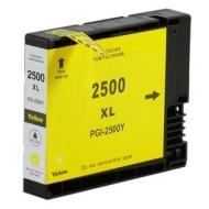 Canon PGI-2500Y (9267B001) съвместима мастилница, жълт