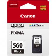 Canon PG-560 (3713C001) оригинална мастилница, черен