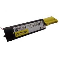 Epson S050187 съвместима тонер касета, жълт