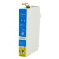 Epson T0712 съвместима мастилница, циан