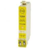 Epson T1284 съвместима мастилница, жълт