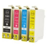 Epson T1301-T1304 съвместим икономичен комплект