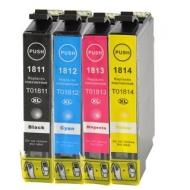 Epson T1811-4 съвместим икономичен комплект