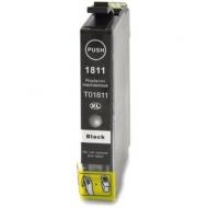 Epson T1811 съвместима мастилница, черен