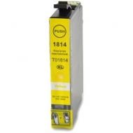 Epson T1814 съвместима мастилница, жълт