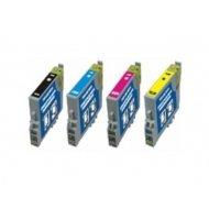Epson T0541-T0544 съвместим икономичен комплект