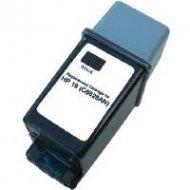 HP19 XL (C6628AE) съвместима мастилница, черен