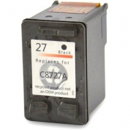HP27 XL (C8727AE) съвместима мастилница, черен