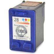 HP28 XL (C8728AE) съвместима мастилница, цветна