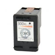 HP300BK XL (CC641EE) съвместима мастилница, черен