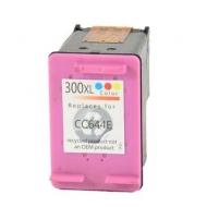 HP300CL XL (CC644EE) съвместима мастилница, цветна