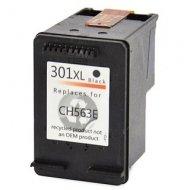 HP301BK XL (CH563EE) съвместима мастилница, черен
