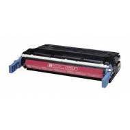 HP C9723A съвместима тонер касета, магента