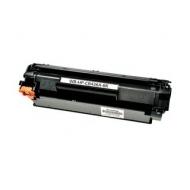 HP CB436A съвместима тонер касета, черен