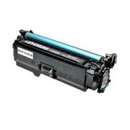 HP CE250X съвместима тонер касета, черен