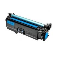 HP CE251A съвместима тонер касета, циан