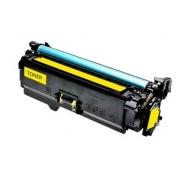 HP CE252A съвместима тонер касета, жълт
