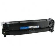 HP CE411A съвместима тонер касета, циан