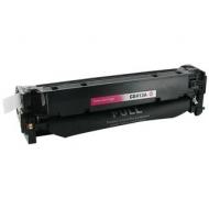 HP CE413A съвместима тонер касета, магента