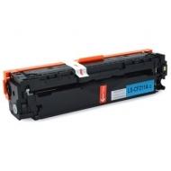 HP CF211A съвместима тонер касета, циан