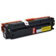 HP CF212A съвместима тонер касета, жълт