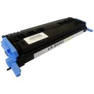 HP Q6002A съвместима тонер касета, жълт